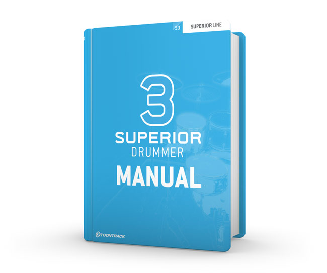 how to add midi library to superior drummer 2